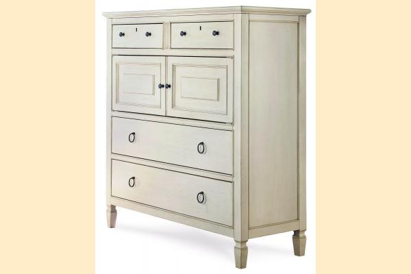 Universal Furniture Summer Hill-Cotton Dressing Chest
