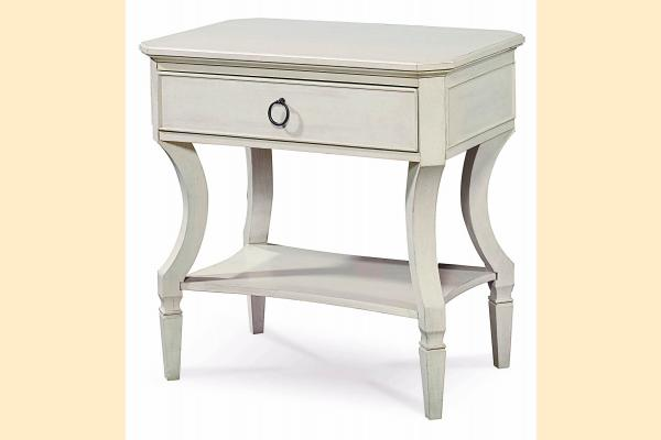 Universal Furniture Summer Hill-Cotton Night Table