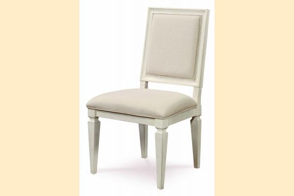 Universal Furniture Summer Hill-Cotton Woven Accent Side Chair