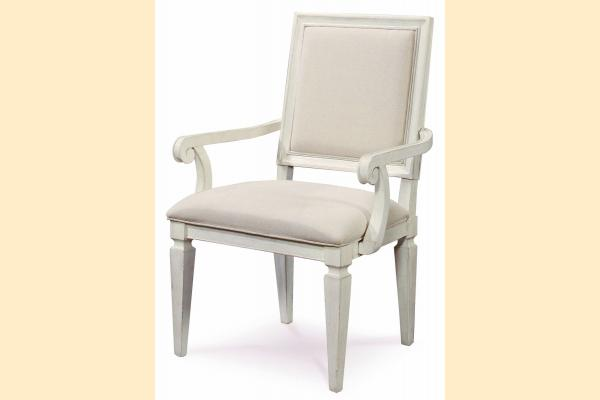 Universal Furniture Summer Hill-Cotton Woven Accent Arm Chair