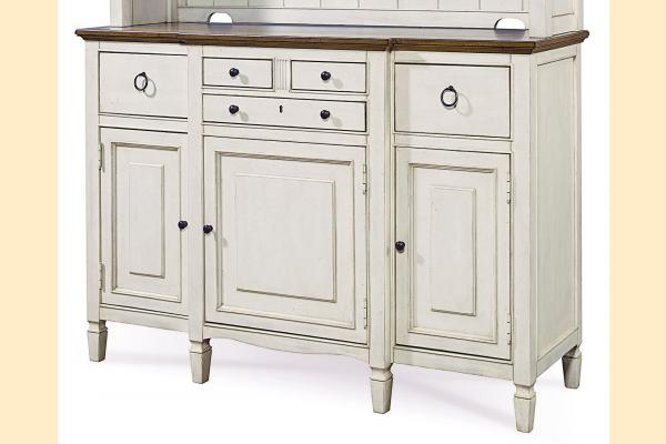 Universal Furniture Summer Hill-Cotton Serving Buffet