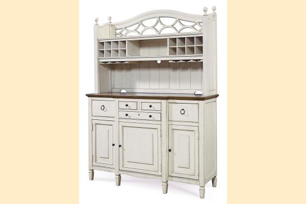 Universal Furniture Summer Hill-Cotton Complete China