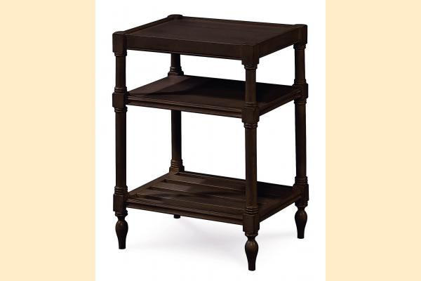 Universal Furniture Summer Hill-Midnight Chair Side Table