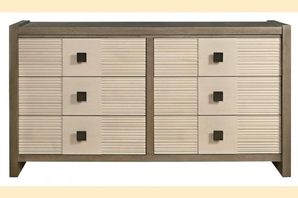 Universal Furniture Synchronicity 6 Drawer Dresser