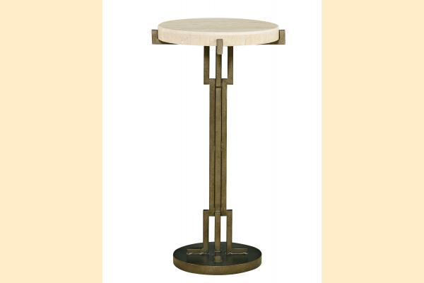 Universal Furniture Synchronicity Metal Chair Side Table