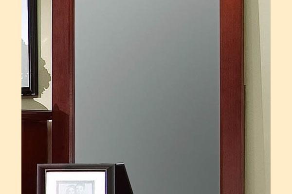 Virginia House Delano-Cherry Vanity Mirror