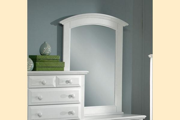 Vaughan Bassett Franklin-Snow White Vanity Mirror