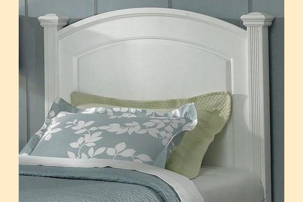 Vaughan Bassett Franklin-Snow White Full Panel Headboard/Bed Frame