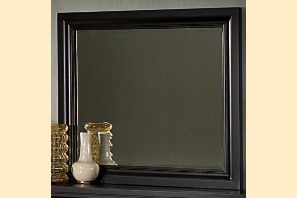 Vaughan Bassett Reflections-Ebony Landscape Mirror