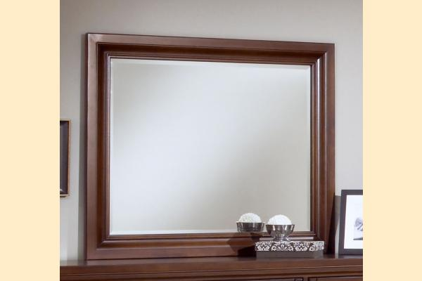 Vaughan Bassett Reflections-Medium Cherry Landscape Mirror