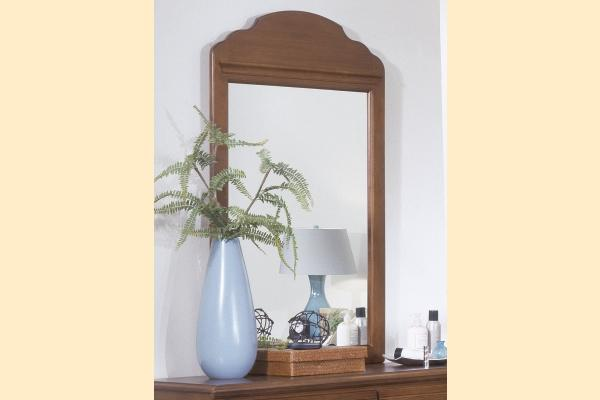 Carolina Furniture Crossroads Vertical Mirror
