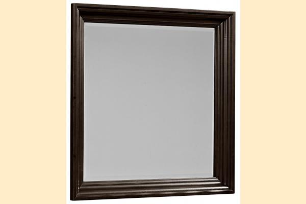 Virginia House Shire- Merlot Landscape Mirror
