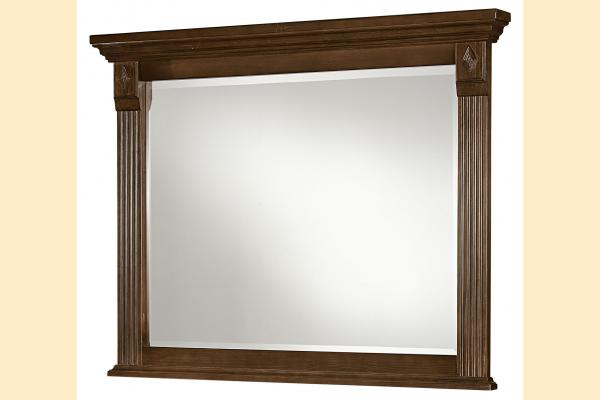 Vaughan Bassett Woodlands-Oak Landscape Mirror