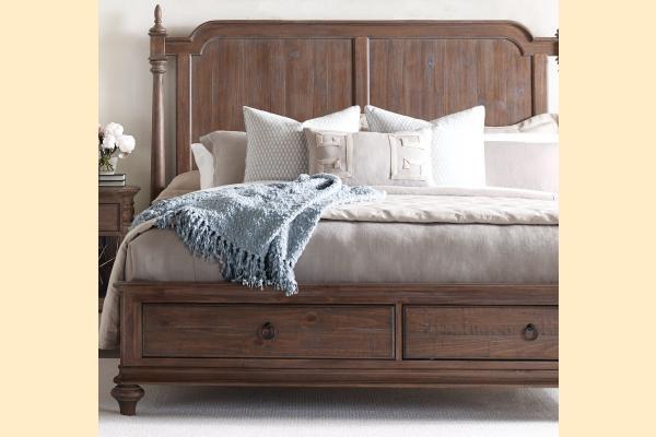 Kincaid Weatherford-Heather Queen Westland Storage Bed