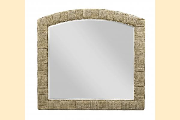 American Drew Litchfield Weave Mirror