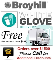 Call for Broyhill Discounts