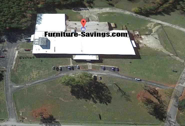 Furniture-Savings Aerial